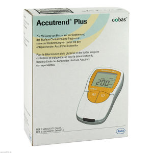 Accutrend Plus mg/dl